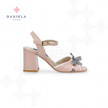 SANDAL WITH DETAIL VICHY